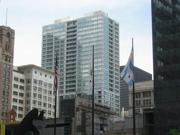 Joffrey Tower 8 E Randolph St Chicago Il 60601